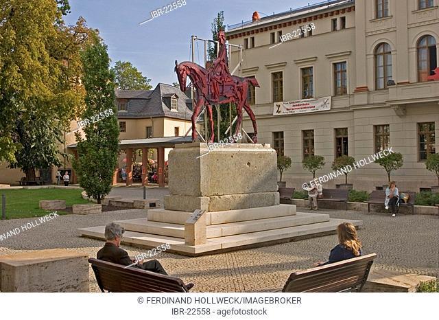BRD Germany free State Thüringen Weimar Capital of Thüringen till 1990 City of Goethe and Schiller European Cultural City Owns the five Star Diamond Award for...