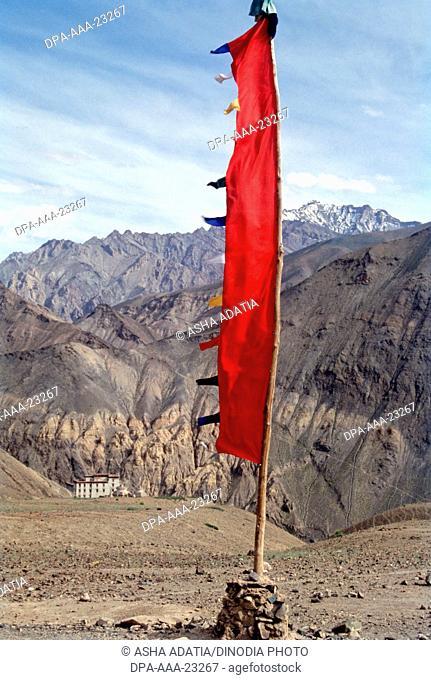 Lama Yura Monestry , Ladakh , Jammu and Kashmir , India