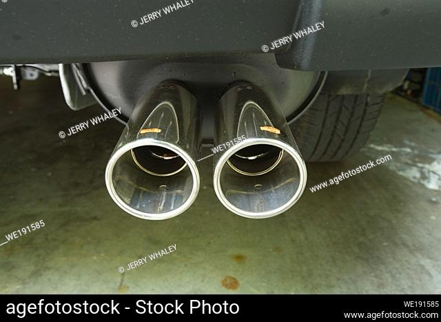 Automobile Parts, Tailpipe