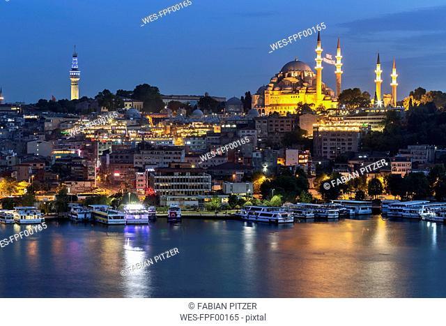 Europe, Turkey, Istanbul