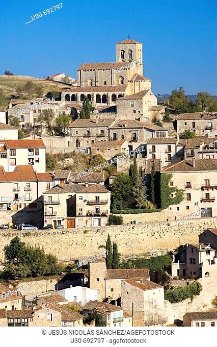 Sepulveda. Segovia province, Castilla-Leon, Spain