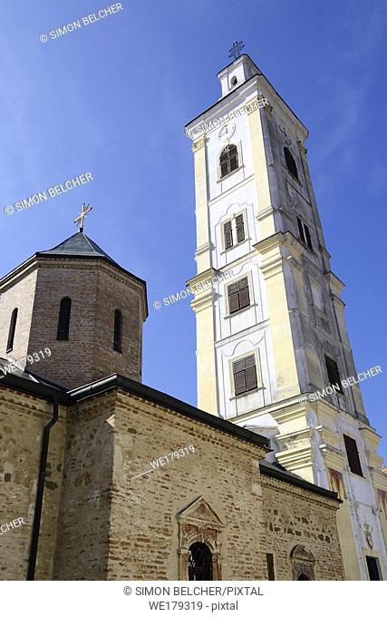 Velika Remeta Monastery, Fruska Gora, Serbia