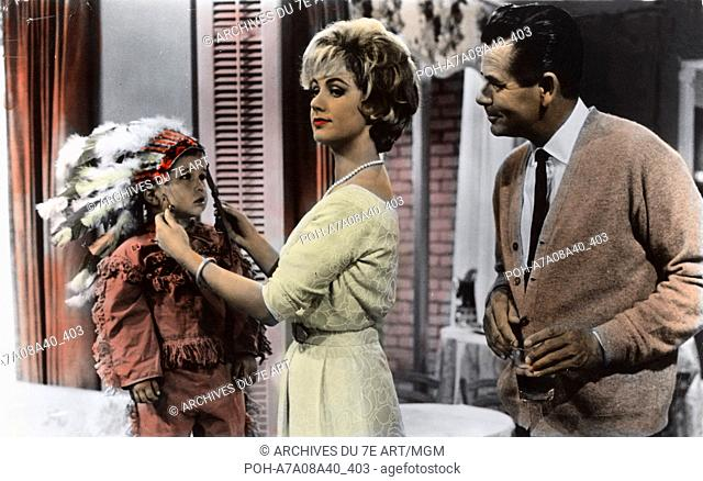 The Courtship of Eddie's Father  Year: 1963 USA Glenn Ford, Shirley Jones, Ron Howard Director: Vincente Minnelli. It is forbidden to reproduce the photograph...