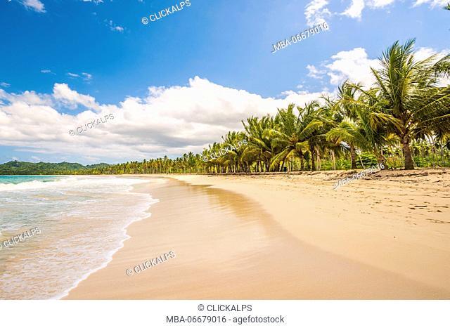 Playa Rincon, Samana Peninsula, Dominican Republic