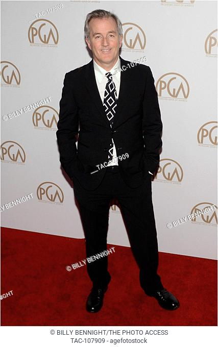 Luke Davies arrives at the 28th Annual Producers Guild Awards at The Beverly Hilton Hotel in Beverly Hills, California on January 28, 2017