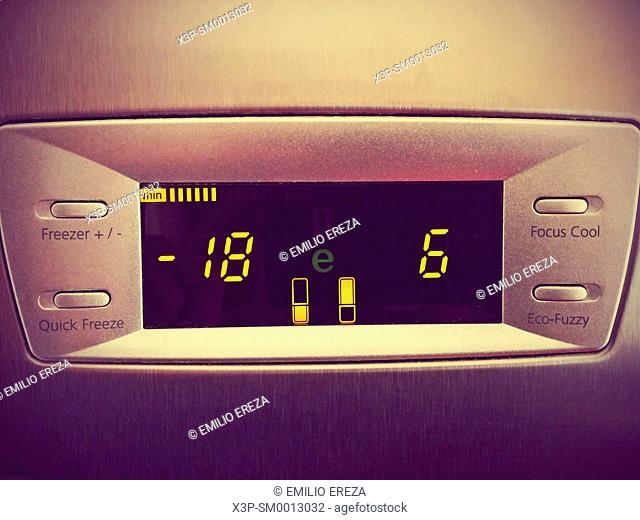 Freezer controller