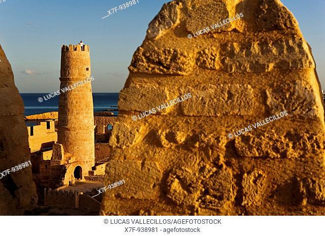 Tunez: Monastir  Ribat Fortress, VIII century