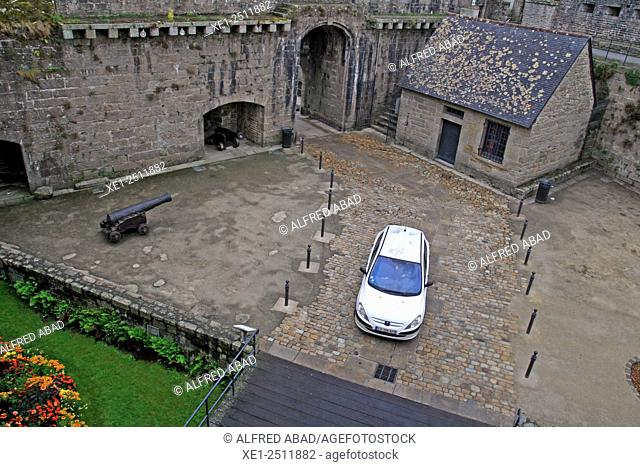 Concarneau, Brittany, France