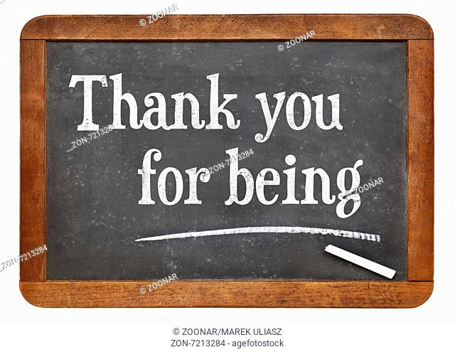 Thank you for being - Seneca greetings