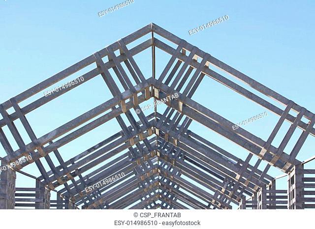 metal architectual detail