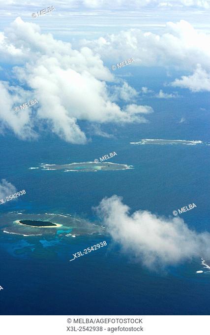 Ha'apai islands. Tonga. Polynesia