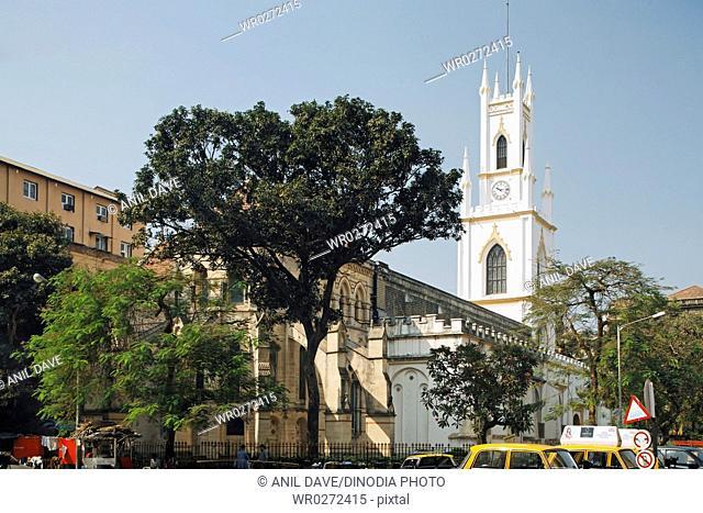 Heritage St. Thomas cathedral , Bombay Mumbai , Maharashtra , India