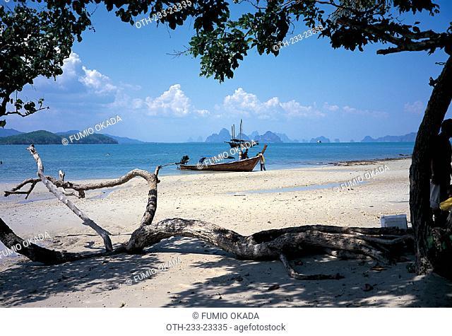 Lawa Island, Thailand