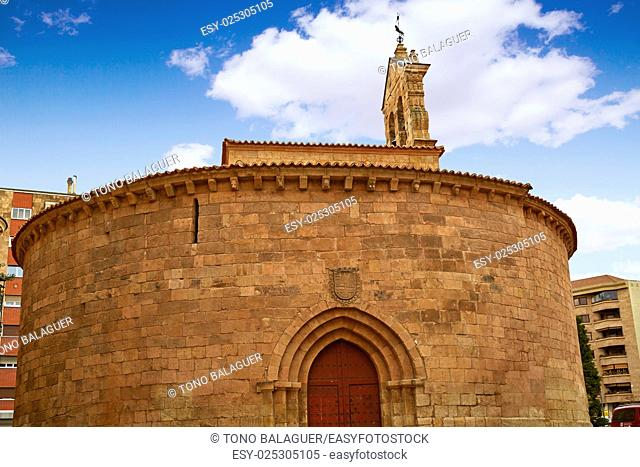 Salamanca San Marcos church in Spain on the way of via de la Plata