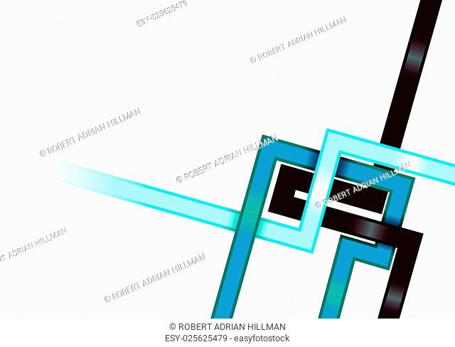 Abstract editable vector background design with copy space