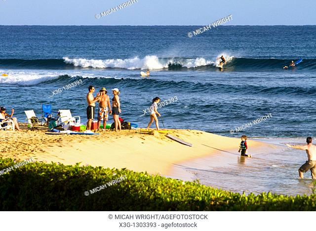 The town of Poipu in Kauai is one of the most famous tourist stops on the island. There are plenty of pristine beaches and comfortable swimming areas that make...