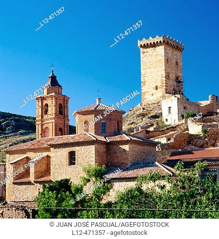 Godojos. Zaragoza province, Aragón, Spain