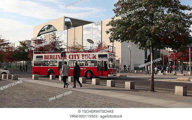 Bundeskanzleramt, Berlin, Germany, Europe