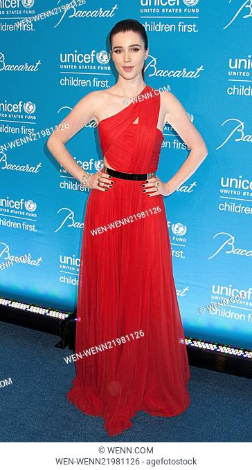 Unicef Snowflake Ball 2014 Featuring: Nell Diamond Where: New York, New York, United States When: 02 Dec 2014 Credit: WENN.com