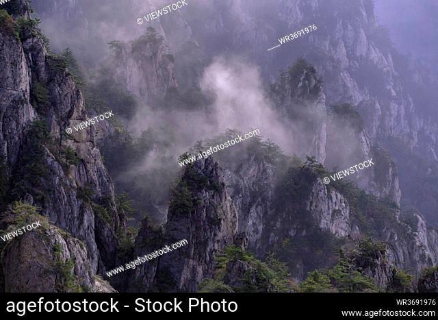 Henan funiu mountain