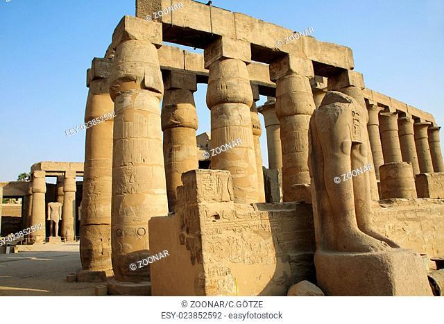 Temple in Luxor