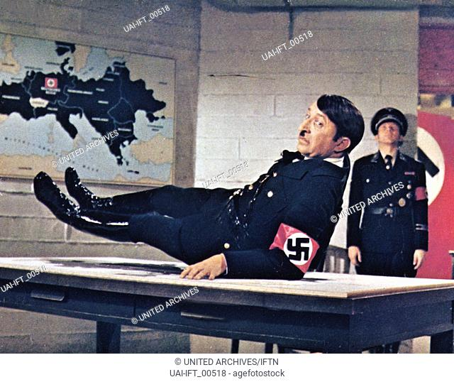 Which Way to the Front ?, USA 1970, aka: Wo bitte geht's zur Front ?, Regie: Jerry Lewis, Darsteller: Sidney Miller