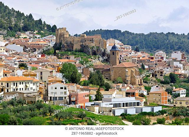 Yeste. Sierra del Segura. Province of Albacete. Spain