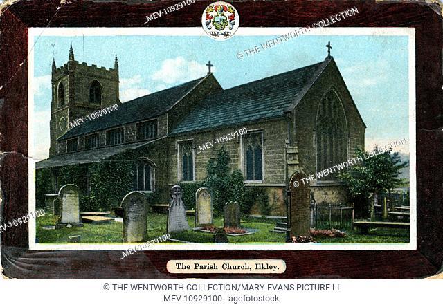 Parish Church, Ilkley, Yorkshire, England