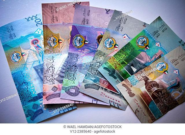 Kuwait new currency