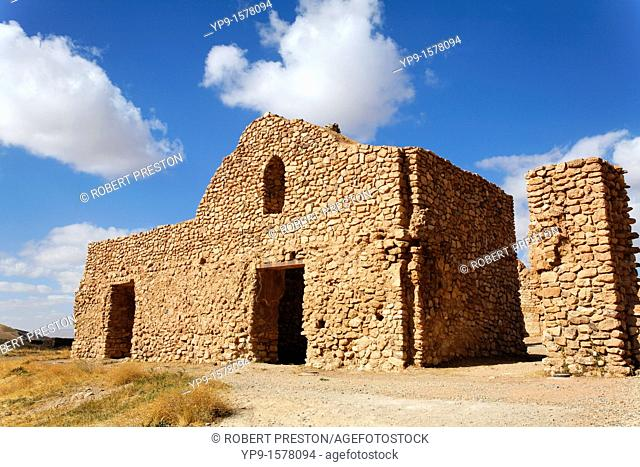 The ruin of Takht-i Soleiman in Iran