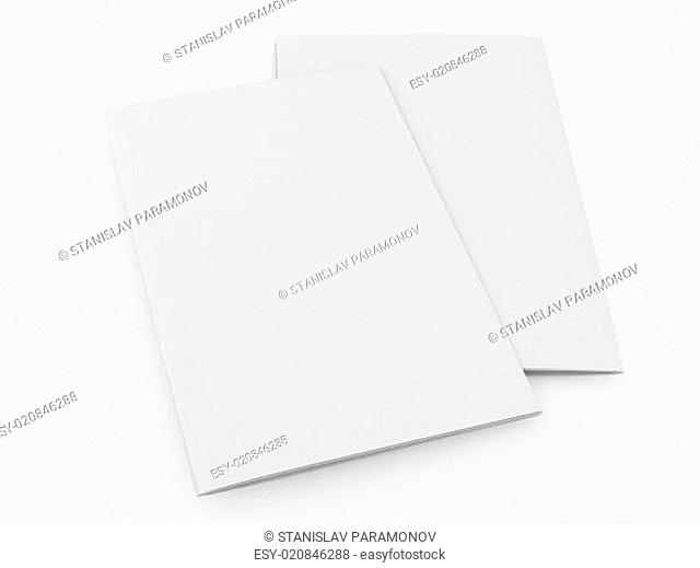 Illustration of Stationary elements isolated on white background