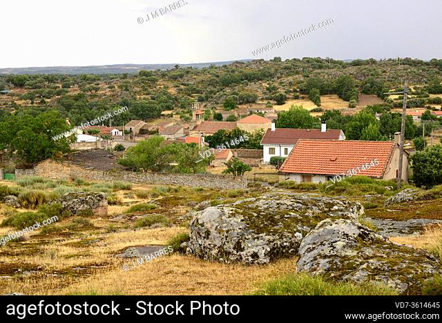 Fornillos de Fermoselle, Villar del Buey municipality. Zamora province, Castilla y Leon, Spain