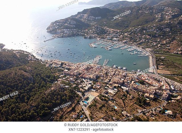 Mallorca, Balearic Islands, Spain, Port d'Andraitx