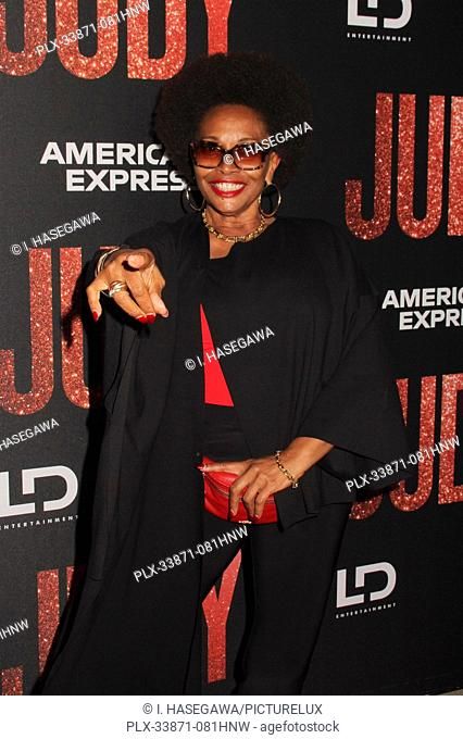 """Jenifer Lewis 09/19/2019 The Los Angeles Premiere of """"""""JUDY"""""""" held at the Samuel Goldwyn Theater in Beverly Hills, CA. Photo by I"""