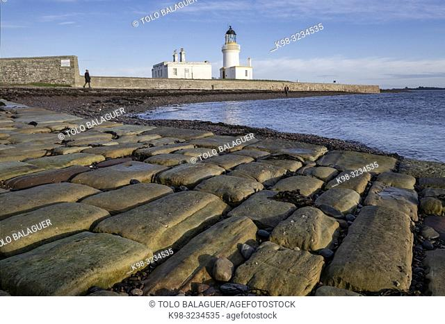 Chanonry Point, Fortrose, Black isle, Highlands, Escocia, Reino Unido