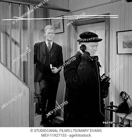 Whisky Galore (1949), Gordon Jackson, Jean Cadell