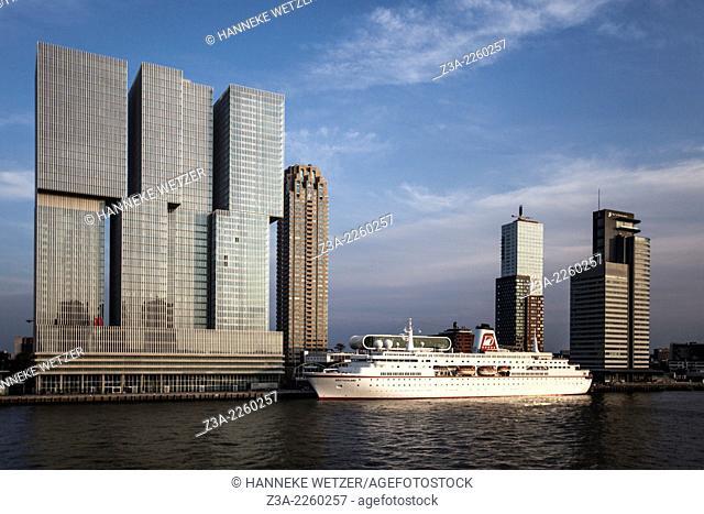 Rotterdam Skyline, the Netherlands