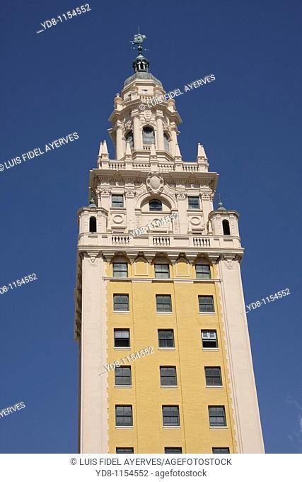 Freedom Tower, Miami, Florida, USA