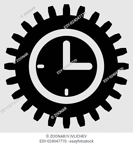 Time Options Flat Icon