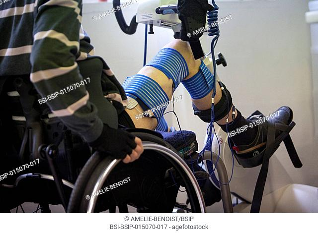 The first Cybathlon will be held in Switzerland in October 2016. It is a competition for athletes equipped with bionic devices (robotized prosthetic legs and...