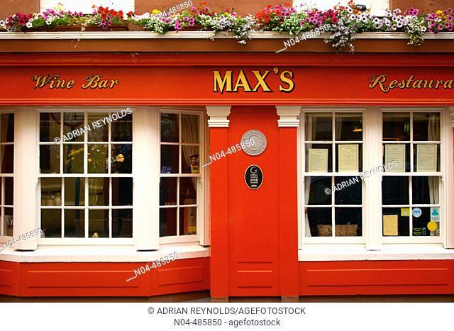Max's. Kinsale, County Kerry, Ireland