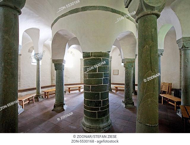Die Drueggelter Kapelle ist eine Kapelle in der Gemeinde Moehnesee im Sauerland. Sie stammt vermutlich aus dem 12. Jahrhundert