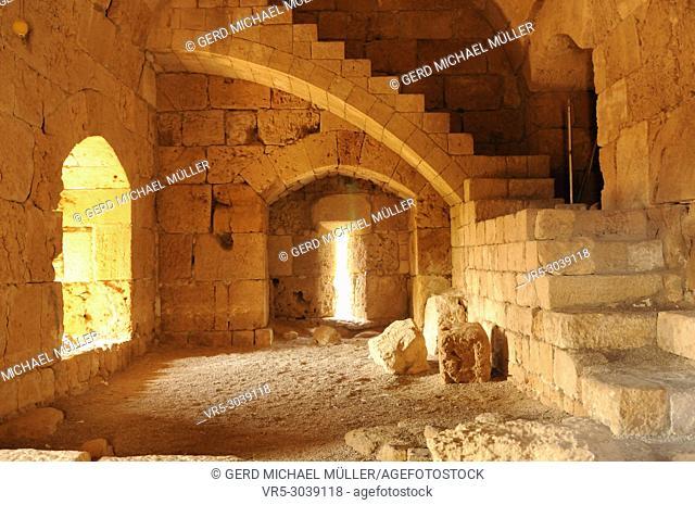 Byblos historic castle. Die historische Ritterburg in Byblos