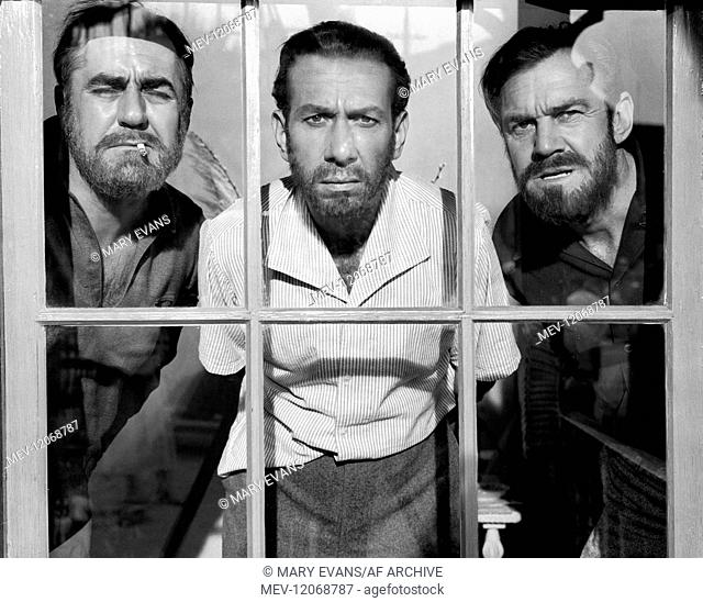 Jim Backus, Jose Ferrer & Douglas Fowley Characters: Ben Judson, Sigmund Romberg, Harold Butterfield Film: Deep In My Heart (1954) Director: Stanley Donen 09...