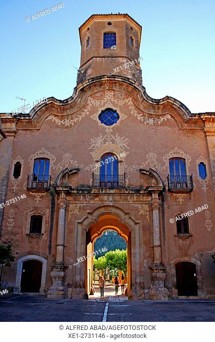 Monastery of Santes Creus, Tarragona, Catalonia, Spain