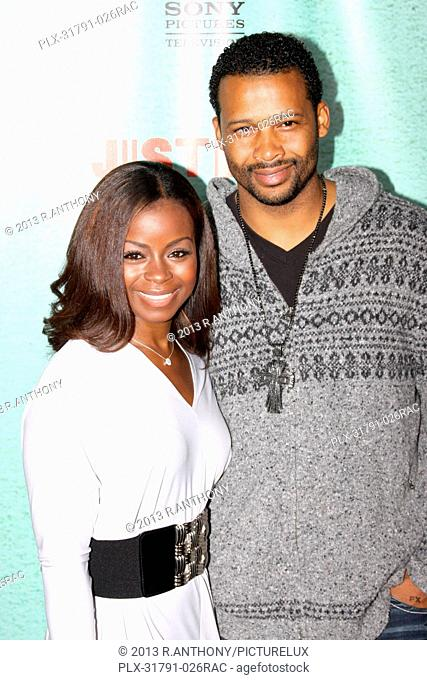 Erica Tazel And Trae Ireland At The Premiere Screening Of Fx S Justified Stock Photo Picture And Rights Managed Image Pic Plx 31791 026rac Agefotostock More at imdbpro » contact info: erica tazel and trae ireland at the