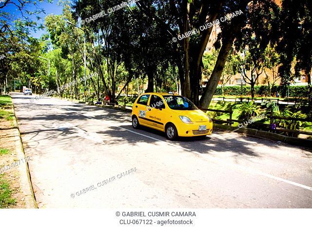 Car Free Day, La Mota, Belen, Medellin, Antioquia, Colombia
