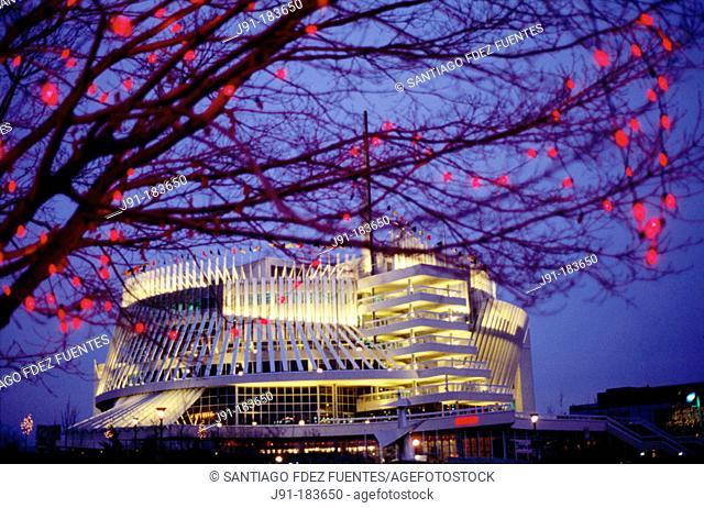 Casino. Montreal. Canada