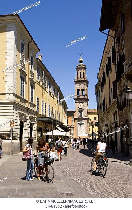 Parma Emilia Romagna Italy