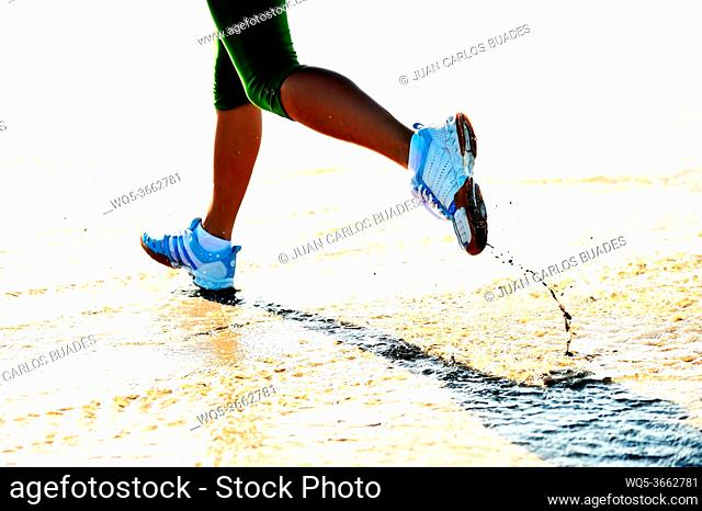 sand sports